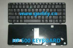 Us Keyboard for HP Cq500 Cq510 Cq520 Laptop Keyboard pictures & photos