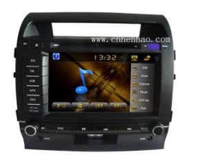 "HD 8"" Car DVD Player Head Unit GPS for Toyota Land Cruiser Nav Radio System"