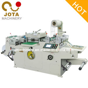 Automatic Flat-Bed Die Cutting Machine for Label pictures & photos