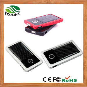 Micro USB Solar Portable Power Bank for Different Cellphone (EB-61219) pictures & photos
