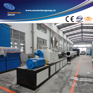High Efficiency PVC Pipe Making Machine, PVC Pipe Extrusion Machine pictures & photos