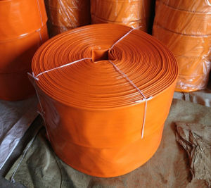 High Pressure PVC Layflat Hose for Industry and Agriculture pictures & photos