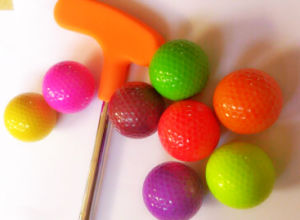 Factory Direct Wholesale Mini Golf Balls pictures & photos