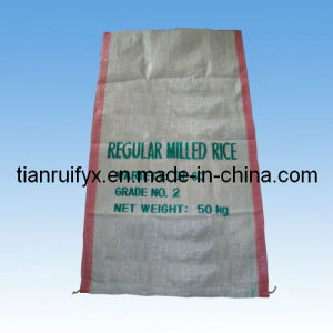 High Quality 50kg Rice Bag with Different Pictures (KR106) pictures & photos