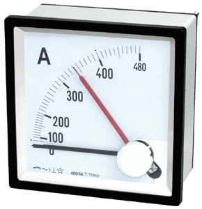 96 Maximum Demand Ammeter (SD96)