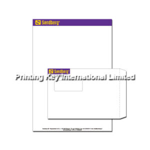 Name Card, Letters and Envelopes (PK-0304)