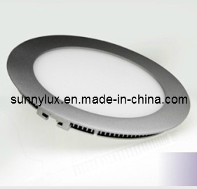 180*12mm, LED Round Panel Light, 10W pictures & photos