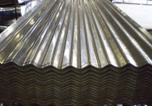 762mm Width Galvanized Roof Sheet pictures & photos