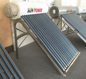 PP-R Inner Tank Solar Water Heater (SP-470-58 /1800-16-PPR) pictures & photos