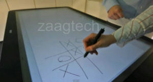 "63"" LCD Multitouch (10 Points) Screen Overlay (X-63-10)"