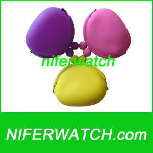 Silicone Coin Purse (NFSP102)