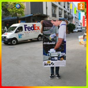 Digital Print Vinyl Flex Hanging Banner for Display pictures & photos