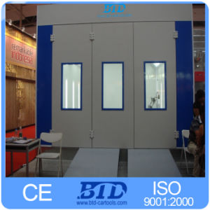 China Car Spray Booth Oven for Sale pictures & photos