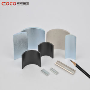 Ring, Block, Disc, Cylinder Shaped Sintered AlNiCo Permanent Magnet pictures & photos