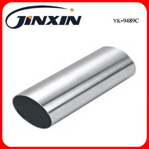 304/316 Stainless Steel Oval Pipe (YK-9489C)