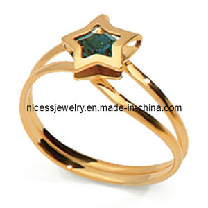 China Fashion Gold Rose Ring For Women Girl Ar19 China Gold Ring Designs For Girls And Rings Gold Design For Girls Price