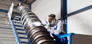 Lw550*1900 High Quality Large Production Horizontal Spiral Discharge Separator pictures & photos