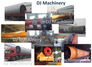 Rotary Kiln Product Cement Calcined Limestone pictures & photos