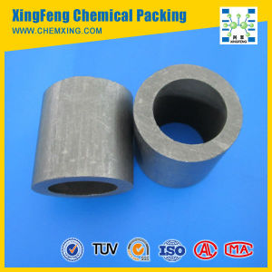 99.5% Carbon Rasching Ring Used in Acids and Alkalies Environment pictures & photos