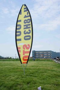 Plastic Bunting Advertising Banner for Outdoor Display pictures & photos