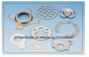 Washer, Impeller, Stamping in Stainless Steel
