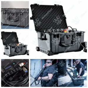 Explosive Jammer Eod Professional Digital Dds Broadband Jamming Systems Solutions pictures & photos