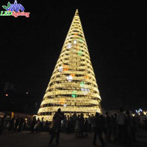 outdoor park holiday decoration 3d led christmas tree - Led Christmas Decorations Outdoor