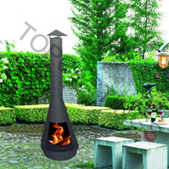 Outdoor Fireplace Outdoor Steel Firestove (TCH072)