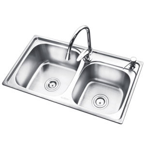 China Luolin Saver In Future Kitchen Sink Bowl Sink Stainless Steel 304 Double Dishes Washing Bowls Wash Basin Kitchen Basin Wash Sink 72 41cm 7 China Sink Sinks