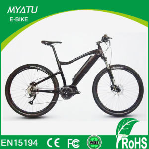 Dutch Design 700c Mountain E-Bicycle with Bafang Max 2 Generation Bafang Centre Motor pictures & photos