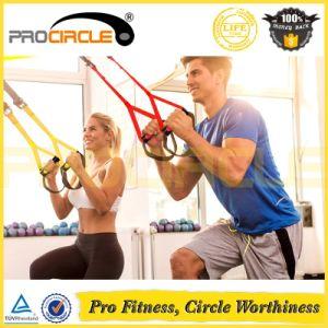 500kg Max Suspension Trainer Straps Kit Home Training Crossfit Gym Yoga Workout
