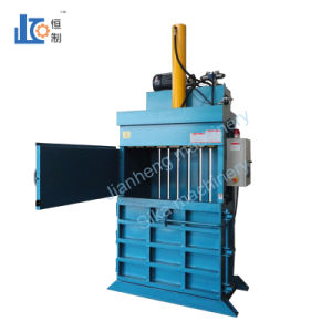 Ves40-11075 Vertical Hydraulic Baling Pressing Machine for Plastic pictures & photos