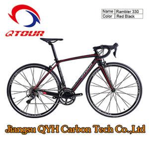 Carbon Fiber Bikes >> Qtour 700c Full Carbon Fiber Road Bicycle V Brake Aero Road Bicycle