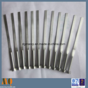 Mould Parts Nitrided Flat Ejector Pin (MQ806) pictures & photos