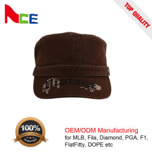 9bd19c99c00 China Guangzhou Hats Factory Custom Logo Embroidery Vintage Military ...