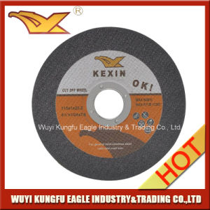 115mm Abrasive Wheel for Stainless Steel Grinding Cutting Disc En12413 pictures & photos