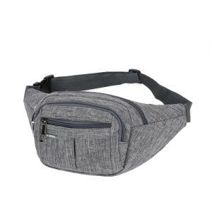 5aa5185001 Fanny Pack Waist Bag Travel Pocket Sling Chest Shoulder Bag Phone Holder  Running Belt with Separate