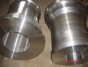 Forging S355jr Steel Cylinder Sleeve Bushing pictures & photos