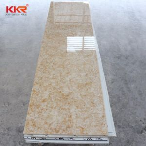 Kingkonree Acrylic Solid Surface Sheets for Shower Wall Panel pictures & photos