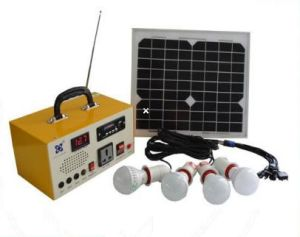 Mini Solar System For Hom Lighting Solar Lamp Hzad 09c