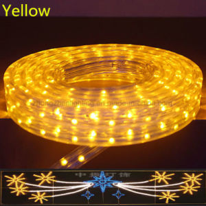 China 220v Rope Strip Flat 3 Wire Led
