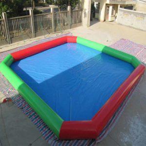 China En14960 Inflatable Pool, Metal Frame Swimming Pool, Above ...