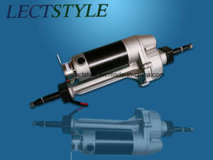 48V 800W DC Motor Electric Mobility Drive Transaxle Assembly for Electric Sightseeing Car pictures & photos