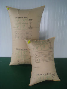 Recycle Brown Kraft Air Filled Inflatable Dunnage Air Bag OEM Factory pictures & photos
