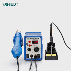 Yihua 878ad Mobile Phone Repairing Soldering Station pictures & photos