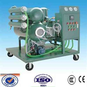 Double-Stage Transformer Oil Recycling Machine for Treating High-Grade Transformer Oil