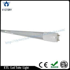 Free Shipping 4FT 18W IP54 T8 ETL LED Tube Light pictures & photos