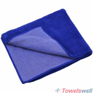 Microfiber Kitchen Towel with Mesh