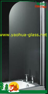 Shower Tempered Glass/Toughened Glass/Safety Glass/Bath Screen Glass with CE Certificate