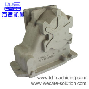 Aluminum Casting with CNC Machining